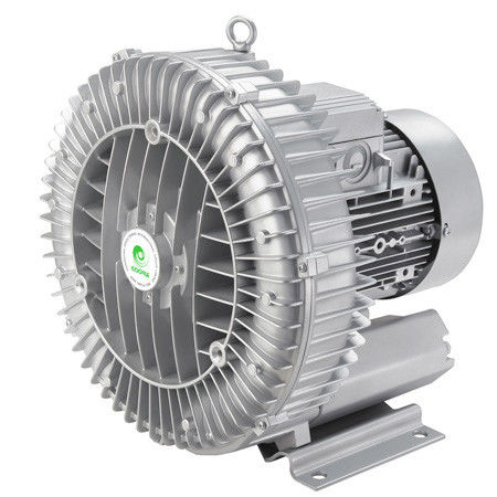 220 V Single Phase Goorui Side Channel Blower , Electric Air Blower With Air Pump